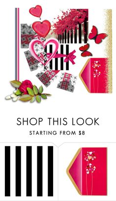 """""""Hearts"""" by dianamarilena ❤ liked on Polyvore featuring Tempaper"""