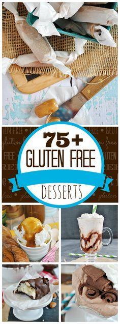 75 Gluten Free Desserts