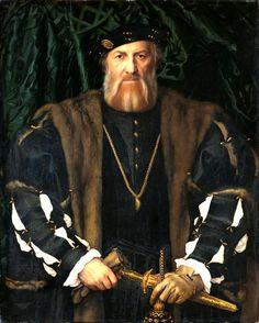 Charles de Solier, Sieur de Morette (1480/81-1564)  Holbein the Younger, Hans (painter)  1534/35  1534/35