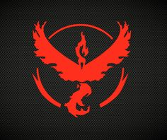 Team Instinct  Team Mystic  Team Valor  Pokemon by ThatVinylStore
