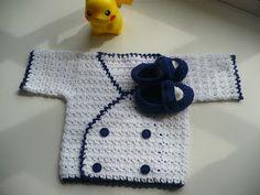 MODELO QUIMONO Neste post coloquei as fotos do gráfico e molde. Para um bebe de 0 a 3 meses. ...