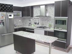Cocinas Empotradas Con Modernos Pers De Aluminio Oferta Barinas