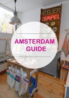 Best hidden gems of Amsterdam- De pijp