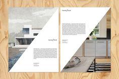 Architecture studio branding - noble print design.