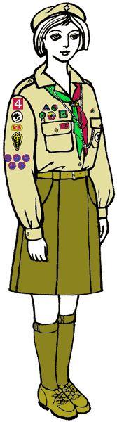 Пластовий однострій:   Беретка – барви, яку вибере самостійний гурток.  Сорочка – військового покрою, (Барви у дівчат-пісочна, хлопців-зелена)  Хустка – трикутник 75х75см.  Обручик – сплетений косичкою.  Пояс (пасок) бронзовий або зелений Спідниця до колін, шита в 6-ть складок на пасок. Барва – бронзова (темно-коричнева) Штани, шорти (літом). Барви – зелені. Підколінки (гетри) барви хлопч.строю. Дівчата -  цілий рік гетри+спідниця. Взуття чорні або бронзові шнуровані черевики...