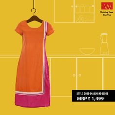 Adorable #colors are the season's choice and it just can't get better than this! Shop with us now : www.shopforw.com