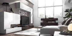 524 mueble de salón moderno