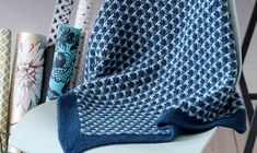 Strik selv: Fin bodystocking i rib Baby Afghans, Diy Crochet, Knitting Patterns, Projects To Try, Plaid, Pillows, Inspiration, Mest Populære, Crochet Blankets