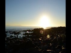 A time lapse clip of an Ensenada sunset...