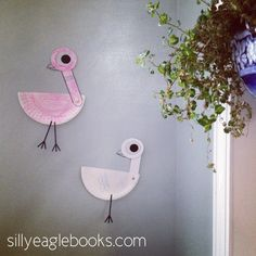 Mo Willems pigeon book craft