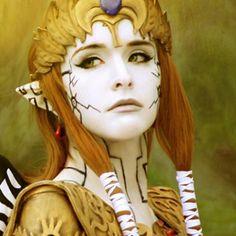 ultimate Zelda cosplay! (possessed puppet Zelda Twilight Princess from final battle)