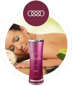 Mystic Flash Argan Öl Serum, Beauty Flash, Mystic, Cosmetics, Products, Face