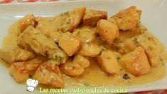 Pollo en salsa de miel y mostaza receta fácil - Recetas de cocina con sabor tradicional