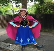 Children's entertainers for hire. Frozen Inspired entertainment in London and the UK.
