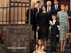 Dolce & Gabbana Spring/Summer 2012 ad campaign
