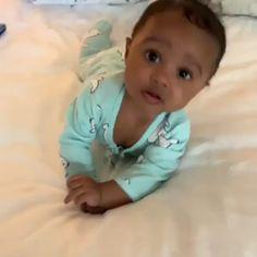 # KenyaMoore's baby - baby girl is toooooo cute 😍😍 - Cute Mixed Babies, Cute Black Babies, Beautiful Black Babies, Cute Funny Babies, Cute Little Baby, Pretty Baby, Cute Baby Girl, Little Babies, Cute Kids