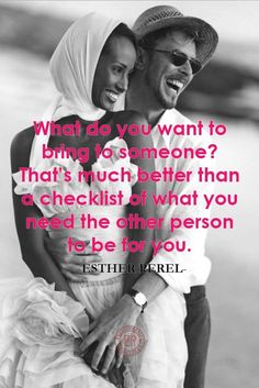#Relationships #inspiration #inspirationalquote #quote by Esther Perel