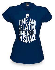 ThinkGeek :: TARDIS-Shaped Expansion Babydoll