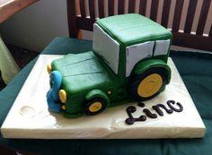 Traktortorte