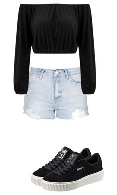 """Whatever"" by jmarshall0023 on Polyvore featuring interior, interiors, interior design, home, home decor, interior decorating, Topshop and Puma"