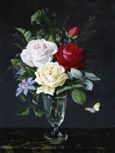 Rose paintings , Paintings and Prints at Art.com