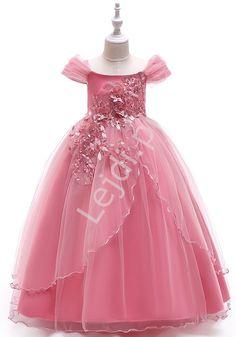 26 Sukienki Dla Dziewczynek Flower Girl Ideas Księżniczki Vogue Sukienki