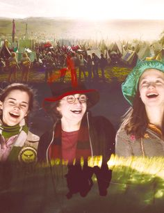 Quidditch World Cup ~ Harry Potter and the Goblet of Fire