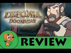 Deponia Doomsday Review | MOUSE n JOYPAD