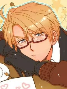 Hetalia 30 Day Challenge - Day 6: Character who would probably be your rival- In all honesty, I think it would be America. I don't hate him, I just…don't like him. Please don't be offended, I just often have a hard time getting along with Americans. Alfred is too ignorant and hyperactive for me. I imagine we'd get on each other's nerves.