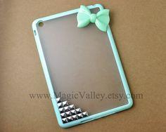 Mint Green iPad mini Case