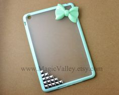 Mint Green iPad mini Case