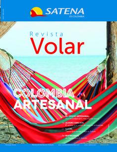 Colombia Artesanal. Edición #66 Revista Volar Colombia.