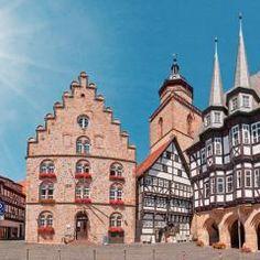 Alsfeld Our World, Building, Hotels, Travel Destinations, Travel, Nice Asses, Paisajes, Buildings, Construction