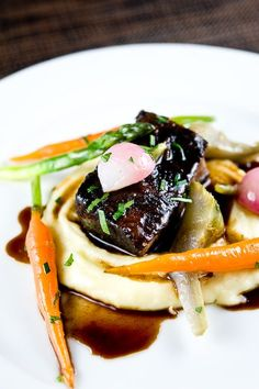 Braised Beef Short Ribs: a step by step tutorial | Zen Can Cook #Mashpotato