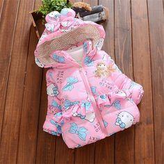 JELEUON Kids Baby Toddler Girls Princess Faux Fur Winter Shawl Jacket Coat Outerwear