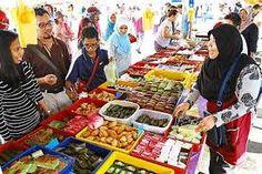 SEMBRONG BANGKIT - BP SEJAHTERA: Kebaikan dan keburukan Bazar Ramadan