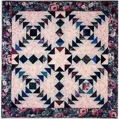 Quilt Patterns: Dusty Cobwebs