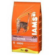 Pro Active Adult Cat Food with Salmon 1kg