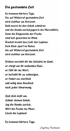 "Ingeborg Bachmann: ""Die gestundete Zeit"" Reading Practice, German Language, Write To Me, Thoughts And Feelings, Word Porn, Ingeborg Bachmann, Mood Boards, Interstellar, In This Moment"