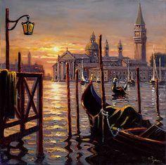 Bob Pejman's San Marco Sunset
