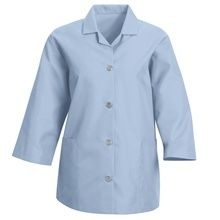Women's Smock ¾ Sleeve | Automotive Uniforms offer fast and free shipping with any purchase of $48 or more