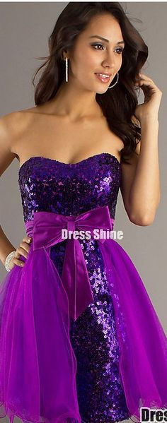 Homecoming Dress, with a bow!! ~Alyssa Penner
