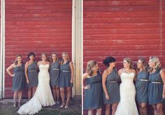 Victoria Anne Photography | very beautiful ladies | country wedding