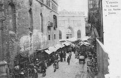 1900 - Rastro en los Santos Juanes