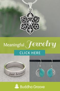 Artisan quality inspirational and meaningful jewelry that speaks to your personal taste as it does to your ideals.