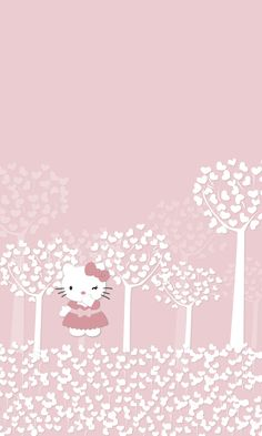 Ideas For Cats Wallpaper Iphone Valentines Day Valentines Wallpaper Iphone, Flower Phone Wallpaper, Pink Wallpaper Iphone, Love Wallpaper, Sanrio Wallpaper, Hello Kitty Wallpaper, Hello Kitty Rosa, Hello Kitty Invitations, Hello Kitty Imagenes