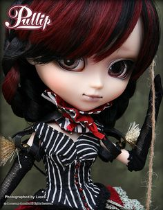 Close - My photo with Pullip Laura | Flickr - Photo Sharing!
