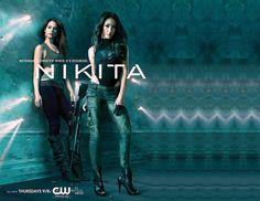 Nikita (The CW). Alias (the good years)-lite.