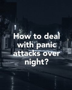 A panic attack is a strong feeling, it is sudden and lasts for a few minutes. It can happen over day or over night when sleep becomes a big nightmare for. Dealing With Panic Attacks, Anxiety Panic Attacks, Panic Disorder, Anxiety Disorder, Rapid Heart Beat, Sleep Paralysis, Strong Feelings, Negative Thoughts