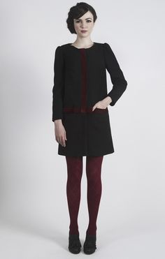 Dear Creatures coat - on sale for $98! If only I hadn't given up recreational shopping for Lent.